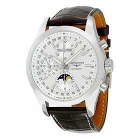 Longines L2.798.4.72.3 Conquest Complete Calendar Mens Chronograph Automatic Watch