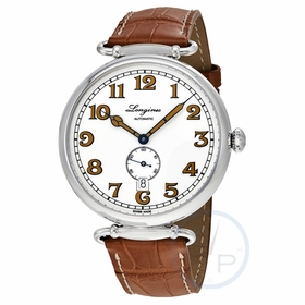 Longines L28094232 Heritage 1918 Mens Automatic Watch