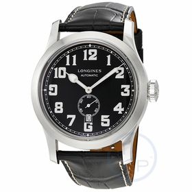 Longines L28114530 Heritage Military Mens Automatic Watch