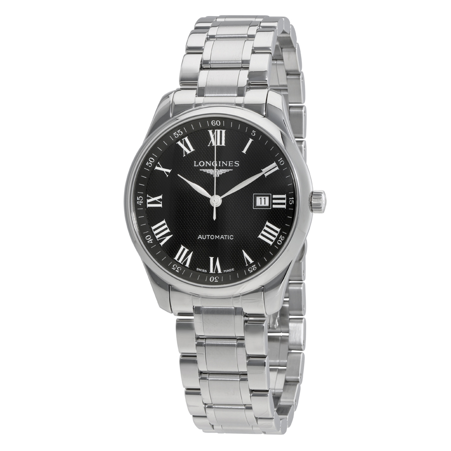 Longines L2.893.4.51.6 Master Collection Mens Automatic Watch 37a01529ab