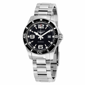 Longines L3.640.4.56.6 HydroConquest Mens Quartz Watch