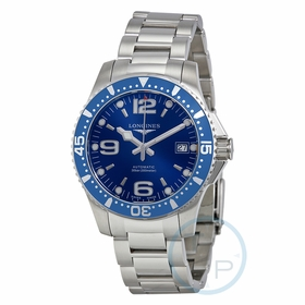 Longines L3.641.4.96.6 HydroConquest Mens Automatic Watch