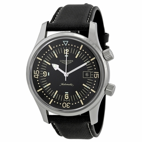 Longines L3.674.4.50.0 Heritage Mens Automatic Watch