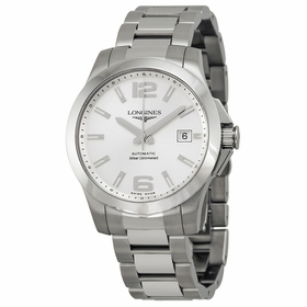 Longines L3.676.4.76.6 Conquest Mens Automatic Watch