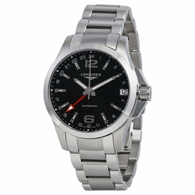 Longines L3.687.4.56.6 Conquest Mens Automatic Watch