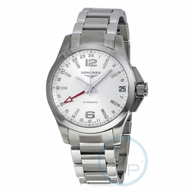 Longines L3.687.4.76.6 Conquest Mens Automatic Watch