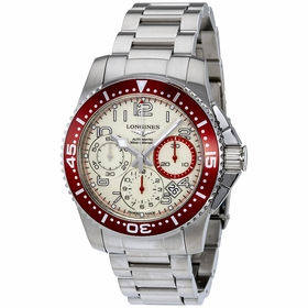 Longines L3.696.4.19.6 HydroConquest Mens Chronograph Automatic Watch