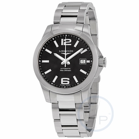 Longines L3.776.4.58.6 Conquest Mens Automatic Watch