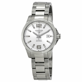 Longines L3.776.4.76.6 Conquest Mens Automatic Watch