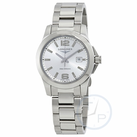 Longines L33764766 Conquest Ladies Quartz Watch