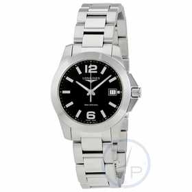 Longines L33774586 Conquest Ladies Quartz Watch