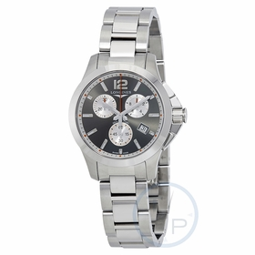 Longines L33794796 Conquest Mens Chronograph Quartz Watch