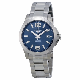 Longines L36764996 Conquest Mens Automatic Watch