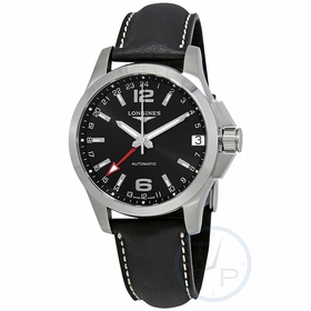 Longines L36874562 Conquest Mens Automatic Watch