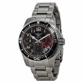 Longines L36964536 Hydroconquest Mens Chronograph Automatic Watch