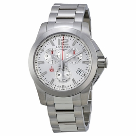 Longines L3.700.4.76.6 Sport Conquest Mens Chronograph Quartz Watch