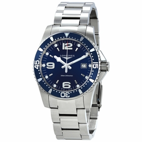 Longines L37404966 HydroConquest Mens Quartz Watch