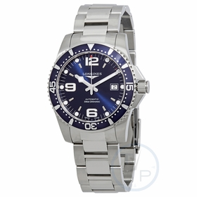 Longines L37424966 Hydroconquest Mens Automatic Watch