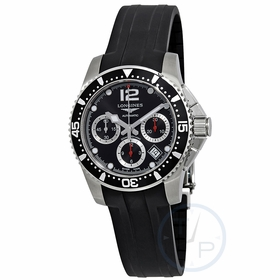 Longines L37444562 Hydroconquest Mens Chronograph Automatic Watch