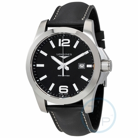 Longines L37604563 Conquest Mens Quartz Watch