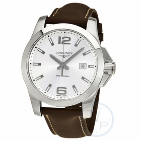 Longines L37604765 Conquest Mens Quartz Watch