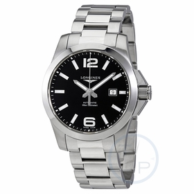 Longines L3.778.4.58.6 Conquest Mens Automatic Watch