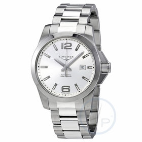 Longines L3.778.4.76.6 Conquest Mens Automatic Watch
