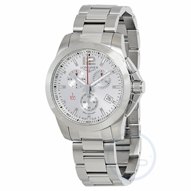 Longines L38004766 Conquest Mens Chronograph Quartz Watch