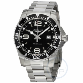 Longines L38404566 HydroConquest Mens Quartz Watch