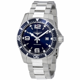 Longines L38404966 HydroConquest Mens Quartz Watch