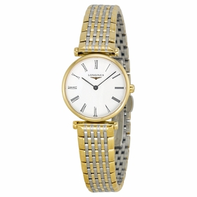 Longines L4.209.2.11.7 La Grande Classique Ladies Quartz Watch