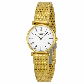 Longines L4.209.2.11.8 La Grande Classique Ladies Quartz Watch