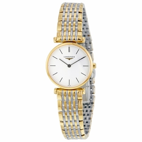 Longines L4.209.2.12.7 La Grande Classique Ladies Quartz Watch
