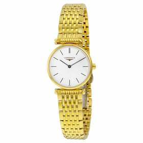 Longines L4.209.2.12.8 La Grande Classique Ladies Quartz Watch