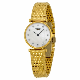 Longines L4.209.2.87.8 La Grande Classique Ladies Quartz Watch