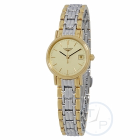 Longines L4.220.2.32.7 Presence Ladies Quartz Watch