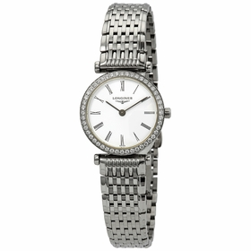 Longines L4.241.0.11.6 La Grande Classique Ladies Quartz Watch