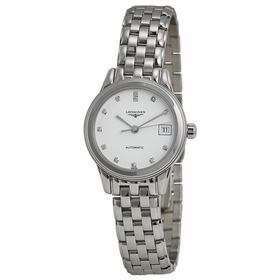 Longines L4.274.4.27.6 Flagship Ladies Automatic Watch