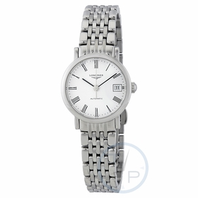Longines L4.309.4.11.6 Elegant Ladies Automatic Watch