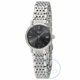 Longines L4.309.4.72.6 Grey Ladies Automatic Watch