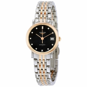 Longines L4.309.5.57.7 Elegant Ladies Automatic Watch