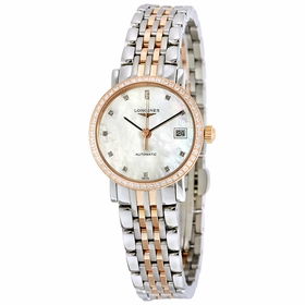 Longines L4.309.5.88.7 Elegant Ladies Automatic Watch