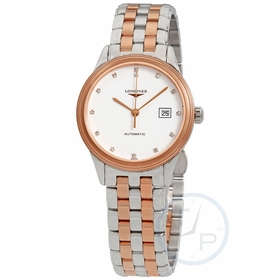 Longines L4.374.3.99.7 Flagship Ladies Automatic Watch