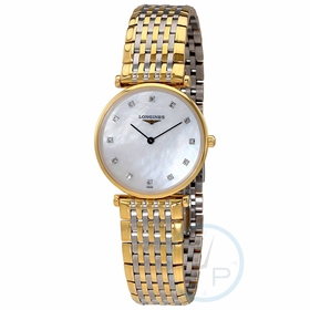Longines L4.512.2.87.7 La Grande Classique Ladies Quartz Watch