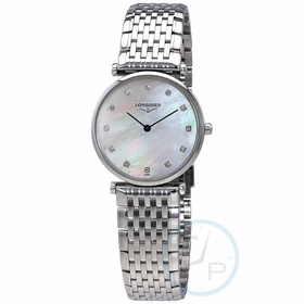 Longines L4.512.4.87.6 La Grande Classique Ladies Quartz Watch