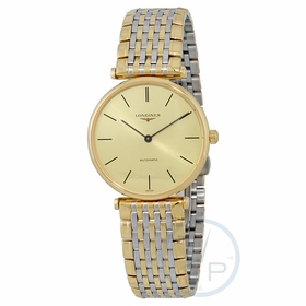Longines L4.708.2.32.7 Grande Classique Ladies Automatic Watch