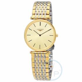 Longines L4.709.2.32.7 La Grande Classique Ladies Quartz Watch