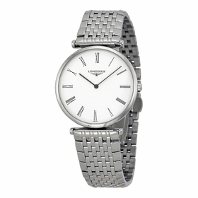 Longines L4.709.4.11.6 La Grande Classique Mens Quartz Watch