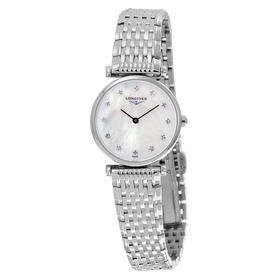 Longines L4.709.4.87.6 La Grande Classique Ladies Quartz Watch