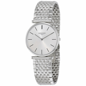Longines L4.755.4.72.6 La Grande Classique Ladies Quartz Watch